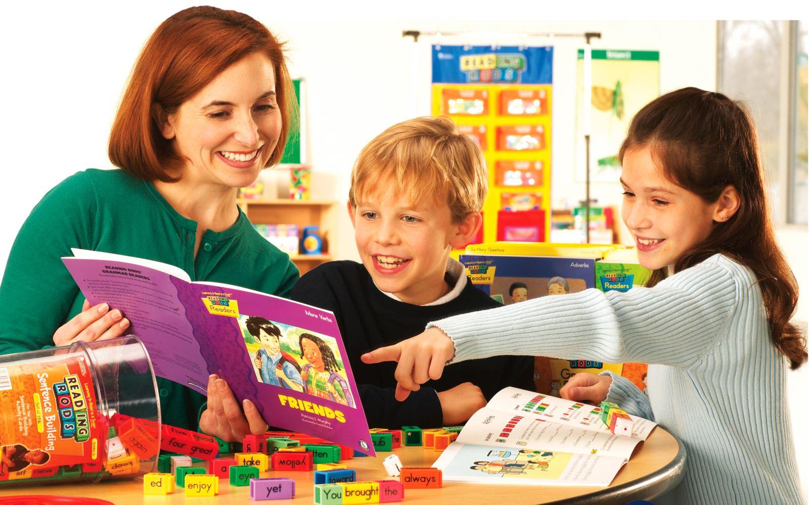 mở trung tâm tiếng anh cho trẻ em