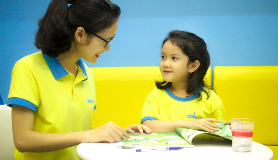 Học Tiếng Anh trẻ em tốt ở Hà Nội