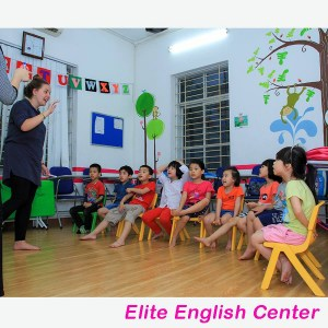 Trung tâm tiếng Anh cho trẻ lớp 1