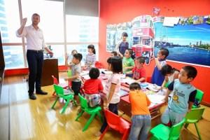 trung tâm tiếng anh cho trẻ em tốt