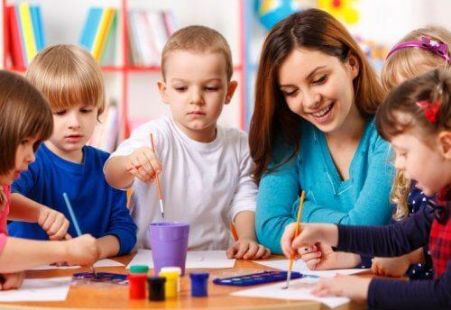 Chương trình học tiếng anh cho bé 4 tuổi
