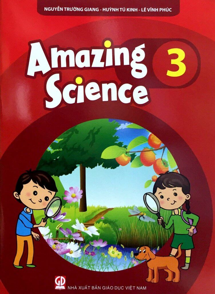 sách tiếng anh lớp 3