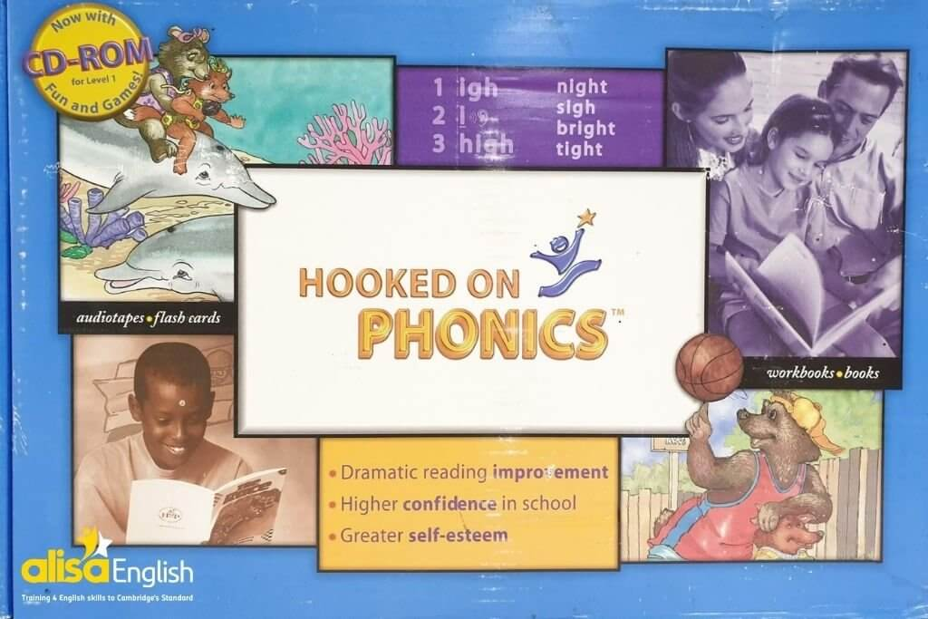 Tham khảo các cuốn sách dạy tiếng Anh cho trẻ nổi tiếng