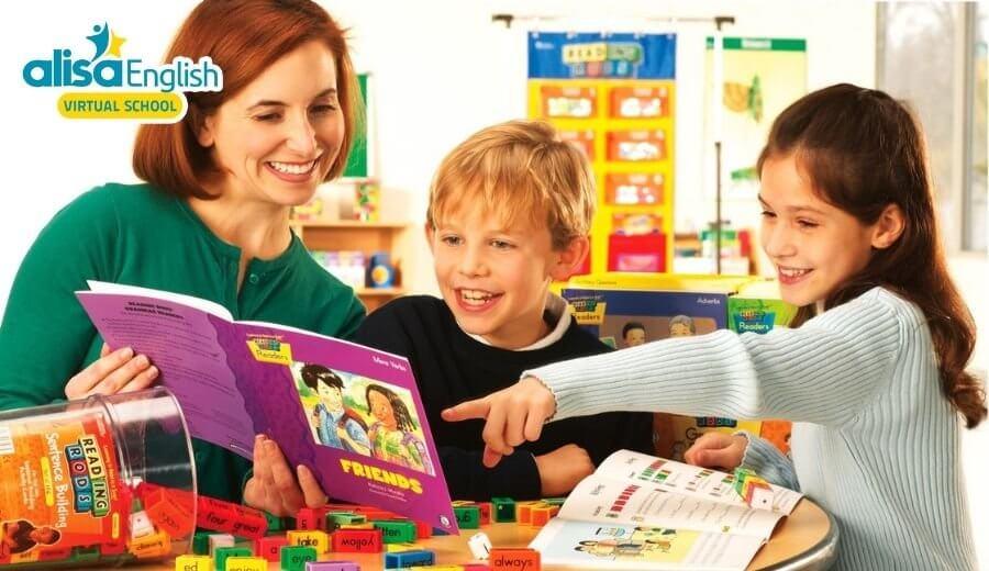 Phương pháp dạy tiếng Anh cho bé 3 tuổi hiệu quả mà ba mẹ cần biết