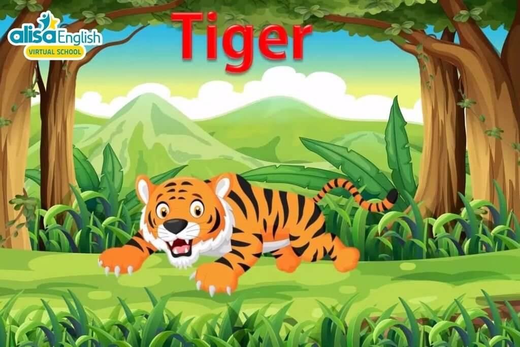 Dạy tiếng Anh cho trẻ 3 tuổi qua hình ảnh, video, tranh vẽ nhiều màu sắc
