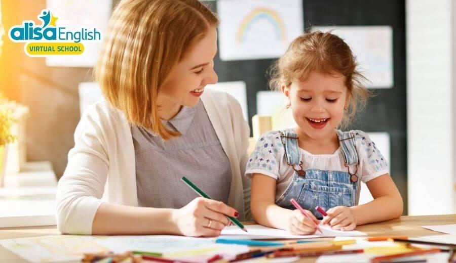 4 kinh nghiệm dạy tiếng Anh cho trẻ lớp 1 tại nhà