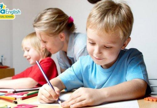 5 phương pháp dạy tiếng Anh cho trẻ lớp 2 tại nhà mang lại hiệu quả bất ngờ