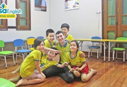 Top 5 trung tâm tiếng Anh cho trẻ lớp 2 tốt nhất tại Hà Nội