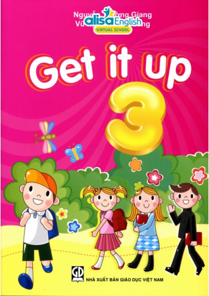 Giáo trình tiếng Anh lớp 3 - Get it up 3