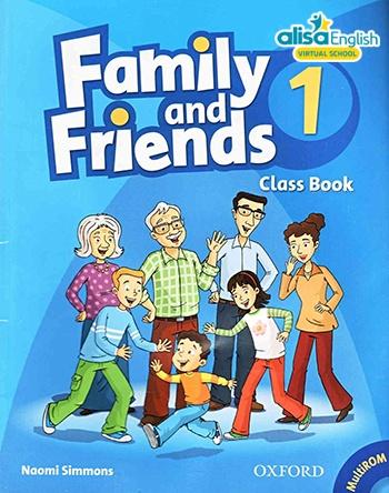 Giáo trình tiếng Anh lớp 3 - Family and friends 1