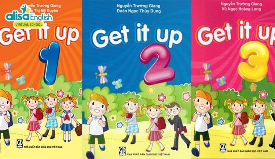 Trọn bộ sách Anh ngữ cho trẻ miễn phí Get it up