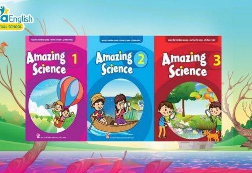 Trọn bộ sách tiếng Anh cho bé miễn phí - Amazing science 1, 2, 3