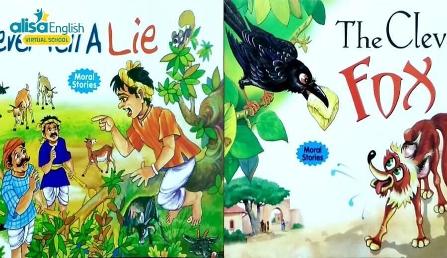 Top 5 truyện song ngữ Anh Việt cho bé hay và dễ học nhất 2021