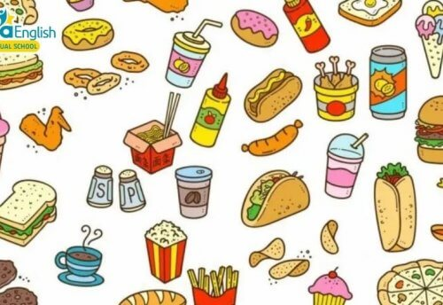 TOP 10 bài hát tiếng Anh cho trẻ về chủ đề Food - Thức ăn