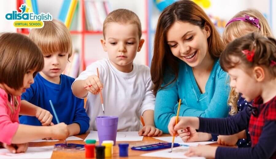 Dạy tiếng Anh cho trẻ mẫu giáo như thế nào để đạt hiệu quả?