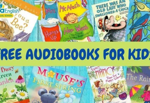 8 website chia sẻ sách nói tiếng Anh cho bé cực kỳ hữu ích tại nhà