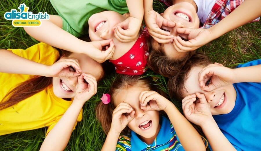 7 trò chơi tiếng Anh cho trẻ mầm non hữu ích, dễ dàng thực hiện