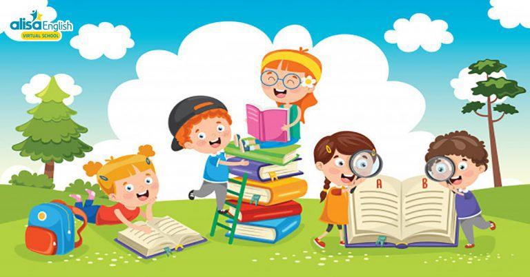 Một số hoạt động giúp bé ghi nhớ các từ vựng tiếng Anh theo chủ đề thời gian